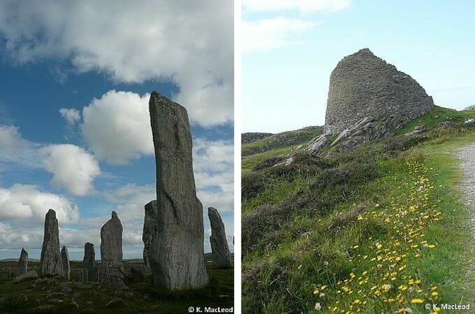 Callanish Stones and Dun Carloway Broch