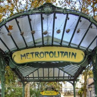 Meandering Around Montmartre