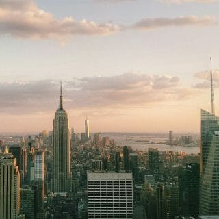 10 of the Best Places to See the New York City Skyline