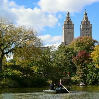 Boating in Central Park: A Classic NYC Experience