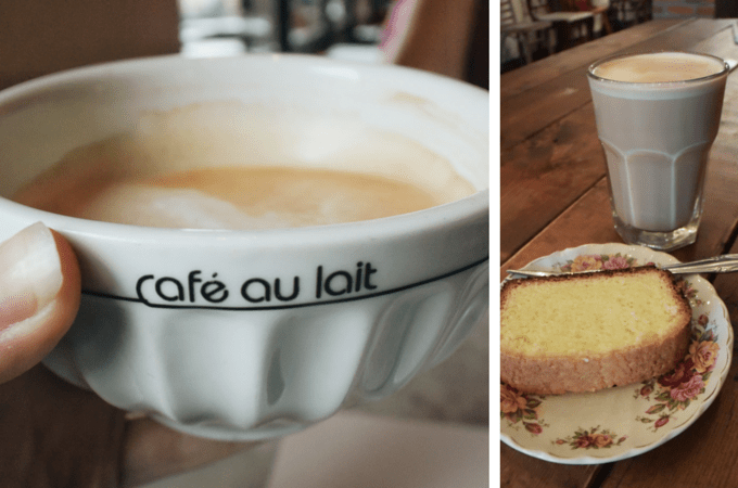 Montreal cafe culture