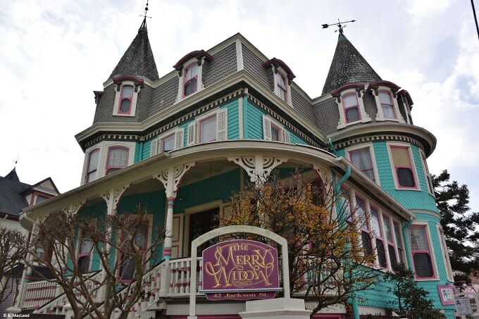The Merry Widow, Cape May