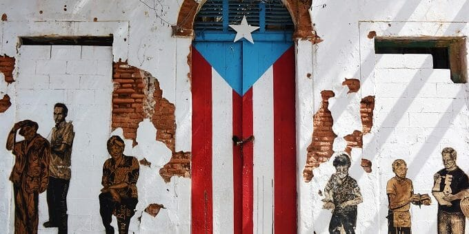 The Joy of Putting Down the Map in Old San Juan, Puerto Rico