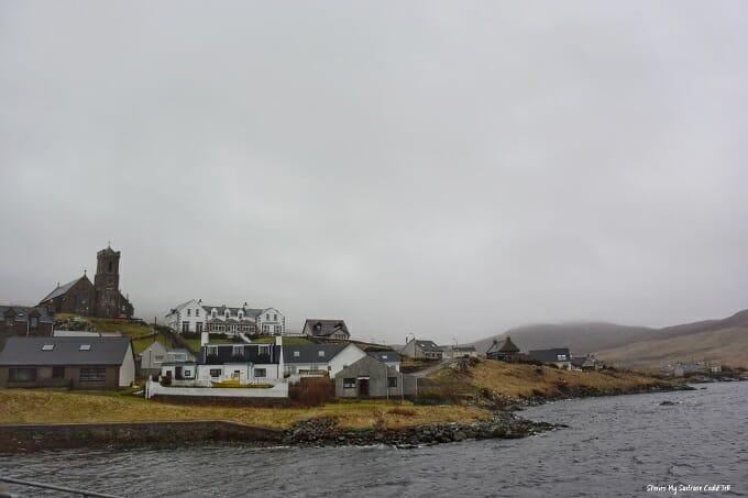 Castlebay Isle of Barra