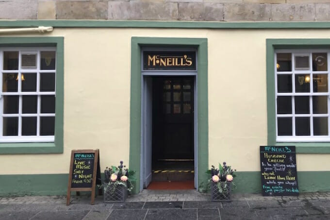 McNeill's Pub Stornoway