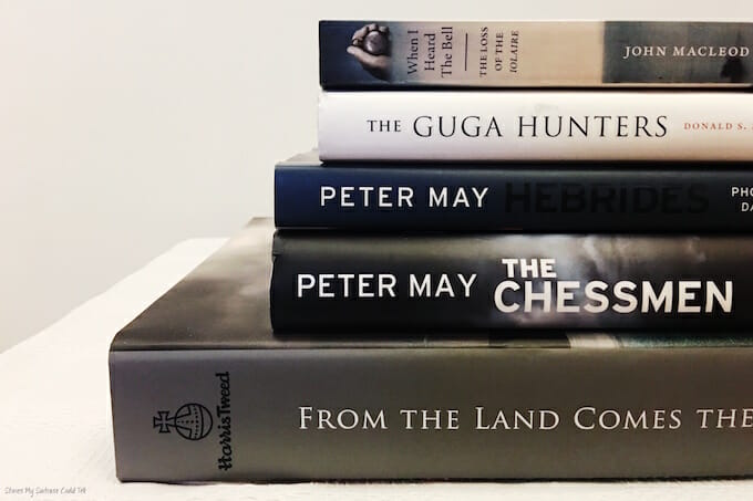 Books about Scotland's Outer Hebrides