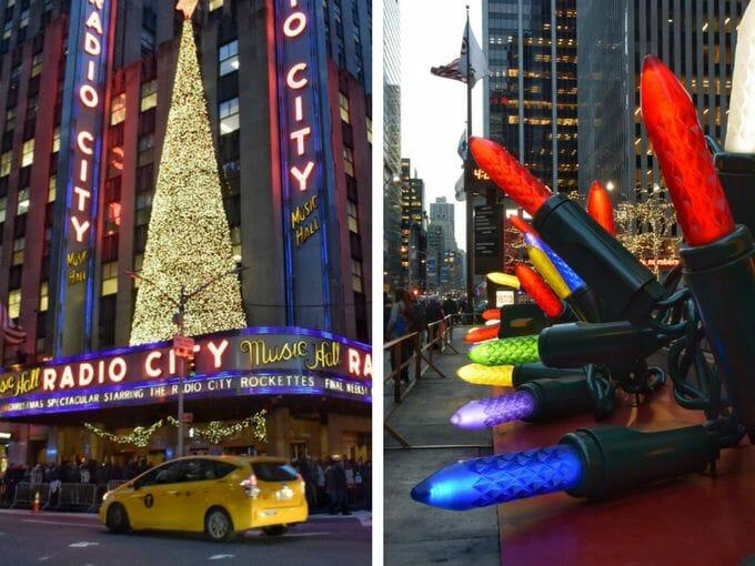Christmas in NYC Radio City Music Hall