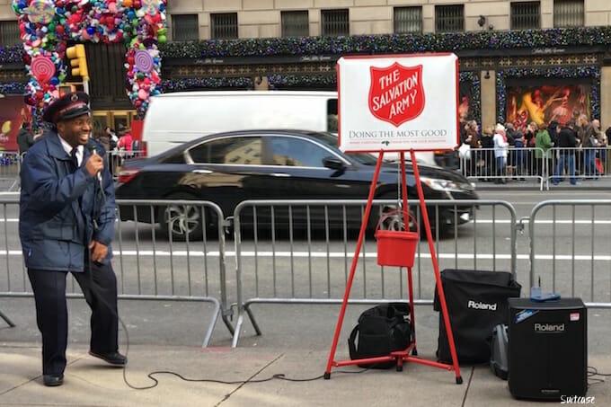 Salvation Army Carols