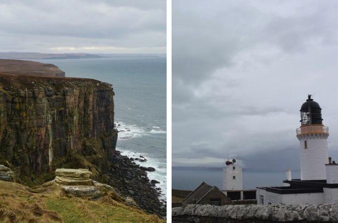 Dunnet Head Lighthouse Caithness