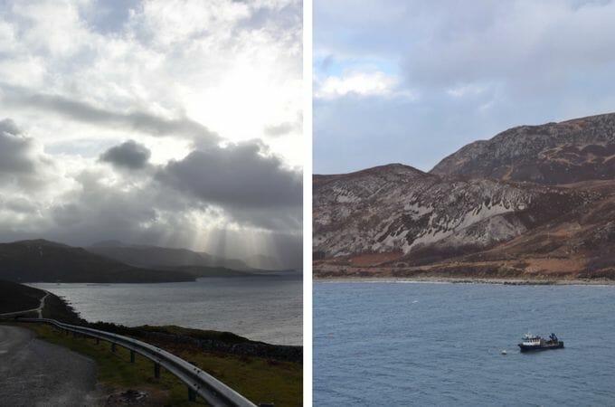 Loch Eriboll Sutherland