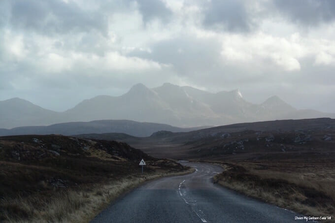 North Highlands Scotland