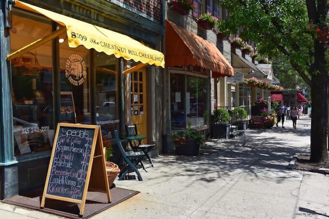 Chestnut Hill Cheese Shop