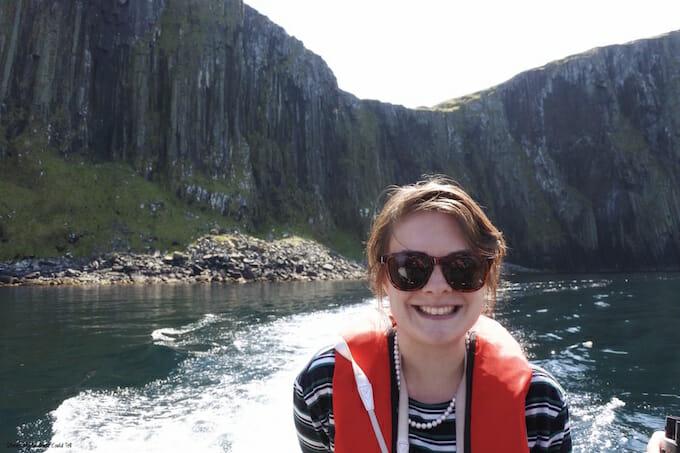 Katie MacLeod Shiants
