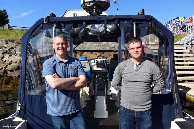 Sea Harris Crew