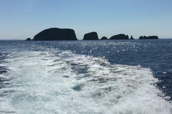 Shiant Isles video