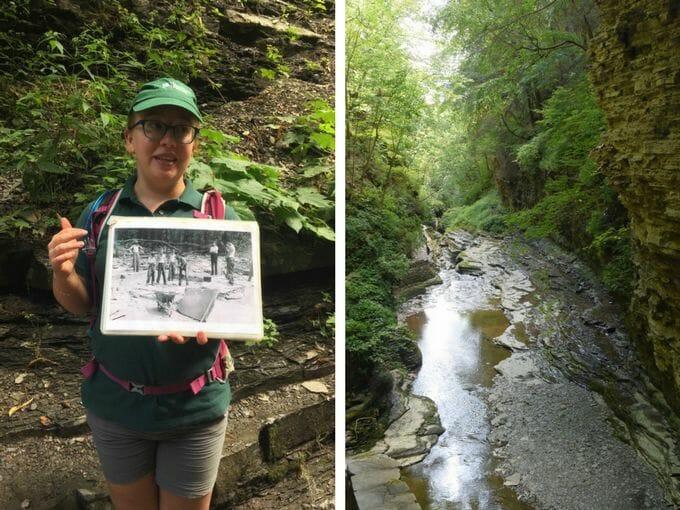 Watkins Glen State Park Tour Guide