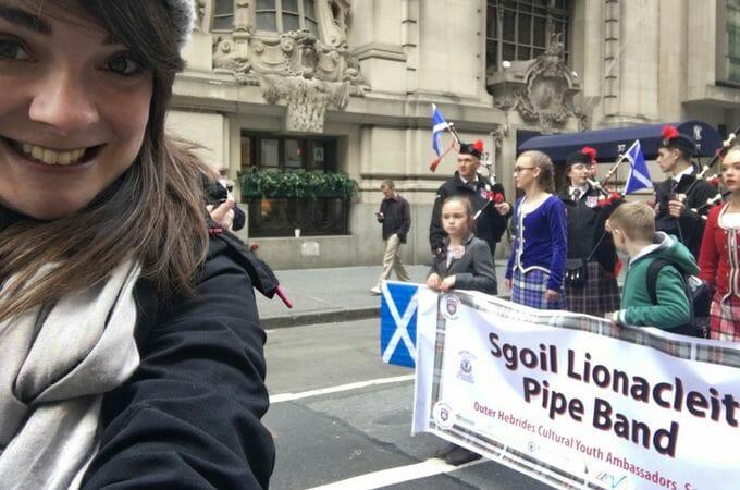 Tartan Week Parade NYC
