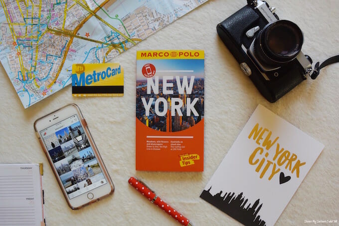 Guidebook for must have travel experiences in New York City