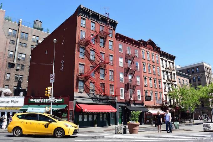 West Village New York City