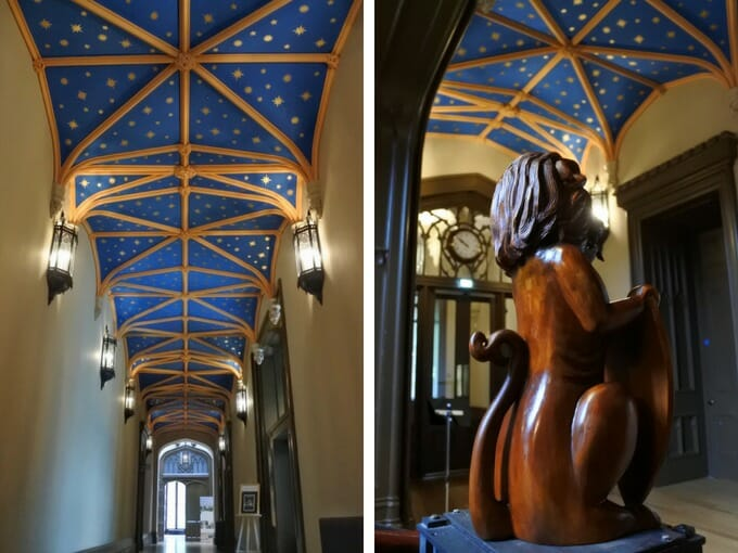 Lews Castle Hallway