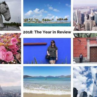 2018: The Year in Review on Stories My Suitcase Could Tell