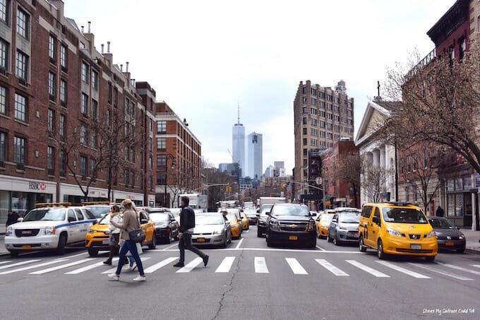 West Village street NYC
