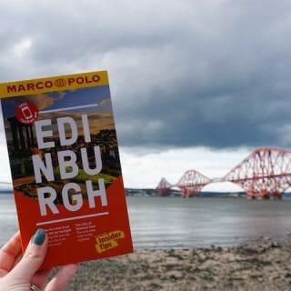 A Day Trip to Edinburgh – in the Rain!