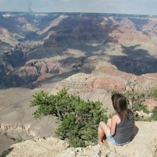 Memories of An Afternoon at the Grand Canyon
