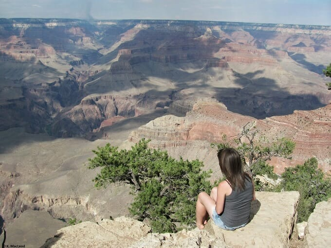 Sitting-at-the-edge-of-the-Grand-Canyon