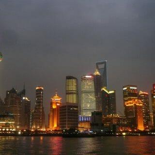 Shanghai Nights (and Days)