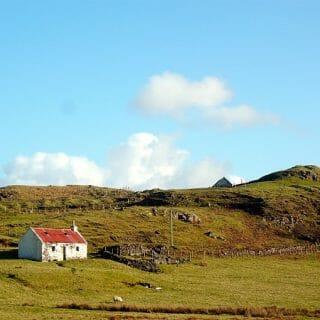 Over The Sea to the Isle of Skye
