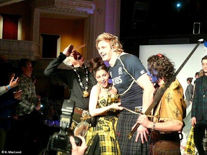 From Scotland With Love, Tartan Week 2012