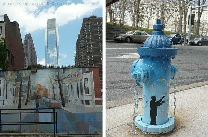 Street art in Pennsylvania