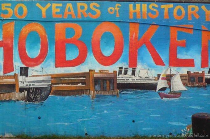 Hoboken Mural