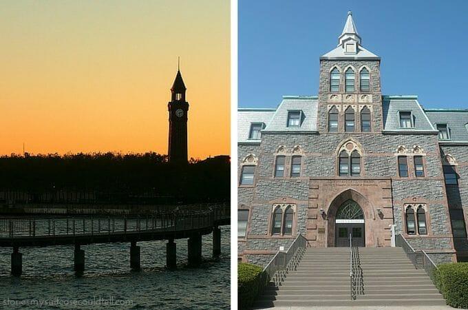 Hoboken landmarks