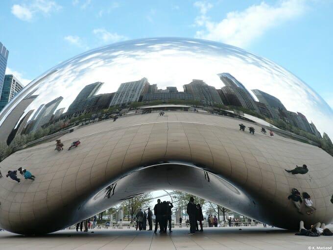 The Bean, Millenium Park, Chicago