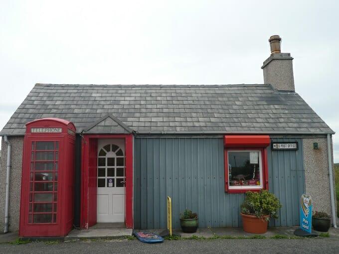 Ness Post Office