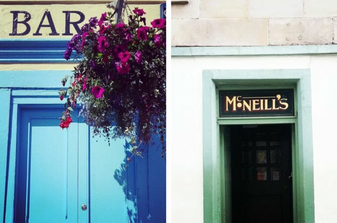 The Criterion and McNeils, Stornoway