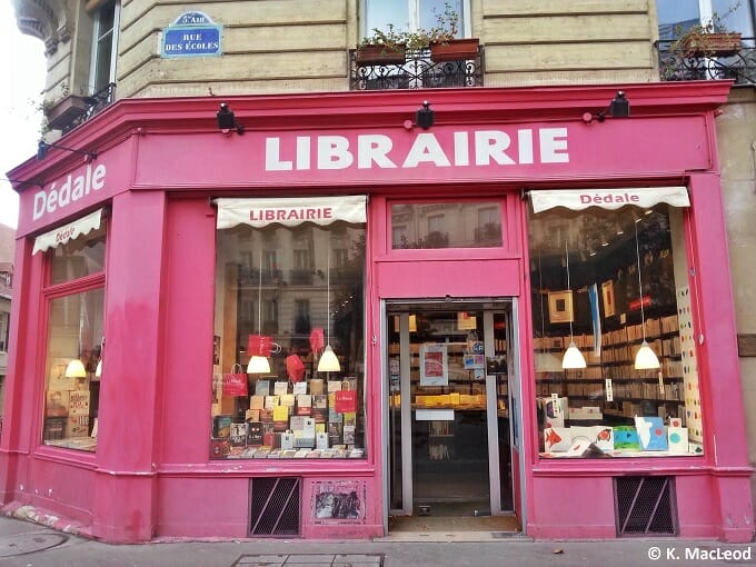 La Librarie, Paris