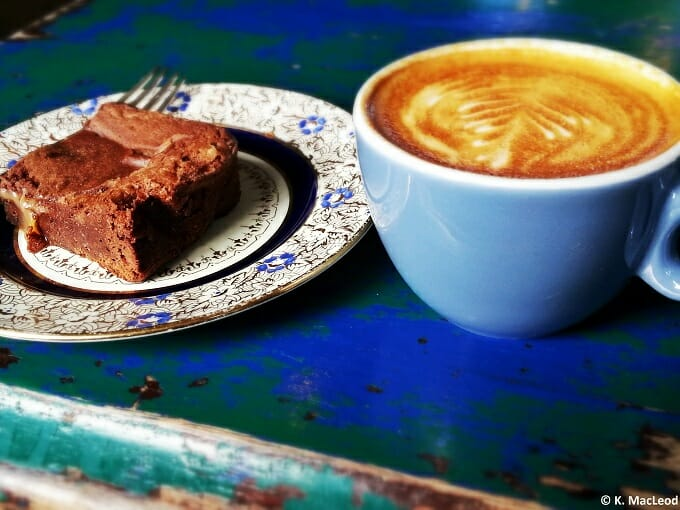 Lovecrumbs Coffee and Cake