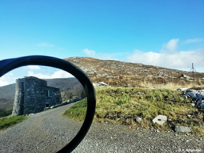 Mirror image of The Broch