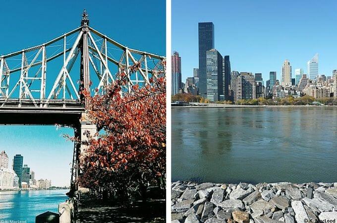 Queensboro Bridge and NYC Skyline