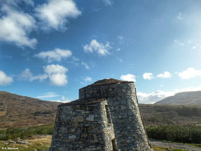 The Broch at Borve Lodge