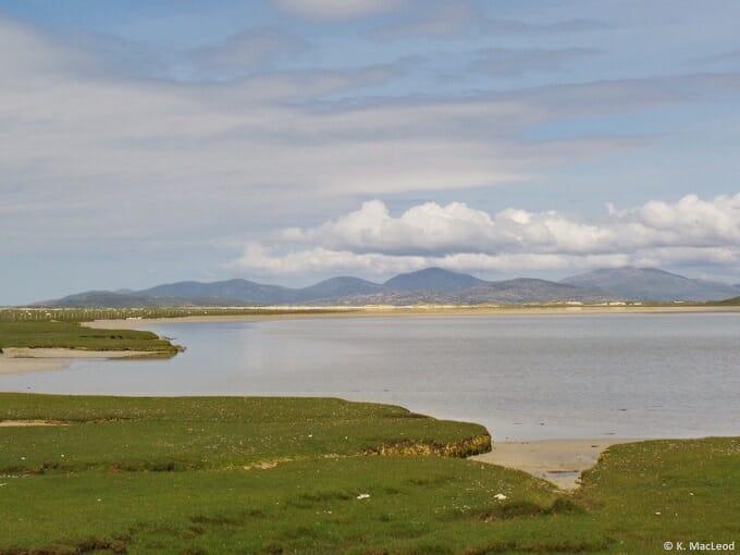 Northton marsh Isle of Harris