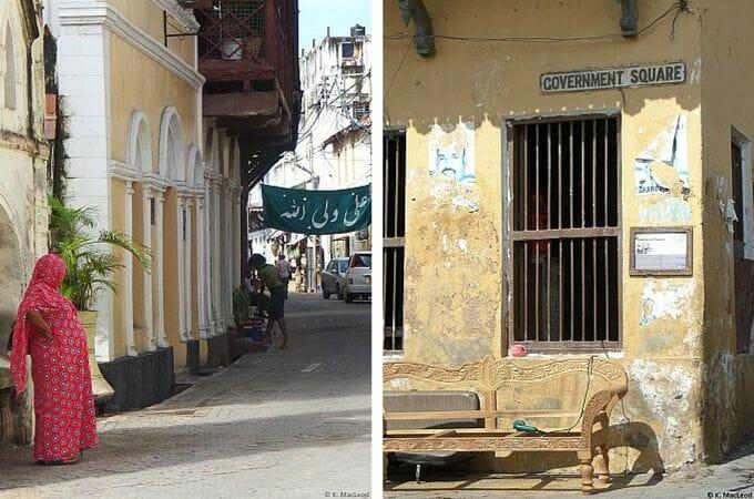 City life in Mombasa