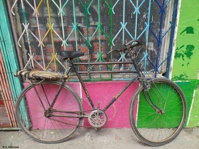 Mombasa bicycle