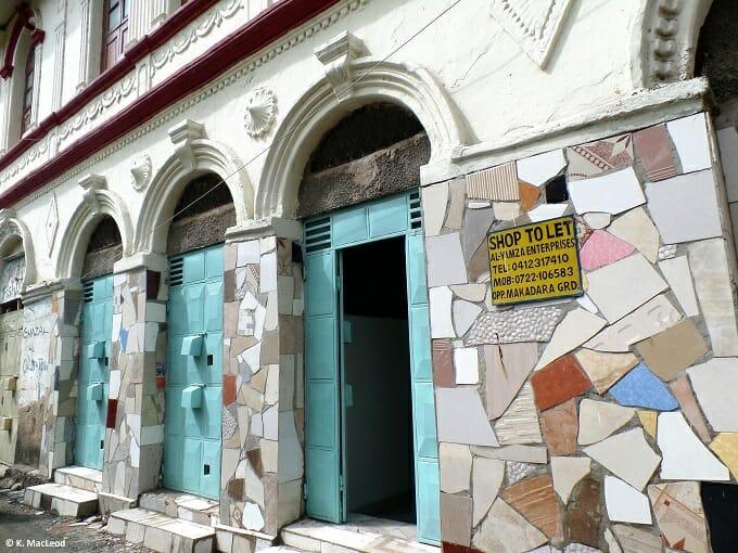 Mombasa mosaic