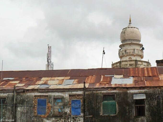 Mombasa mosque