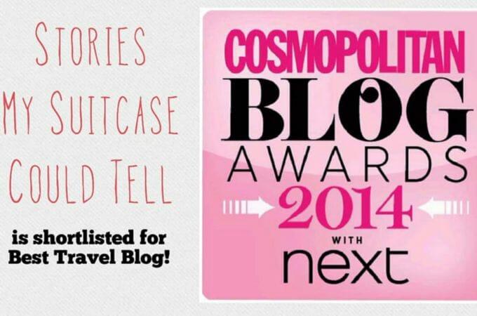 Cosmopolitan Magazine Blog Awards