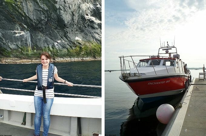 On the Enchanted Isle with Sea Harris